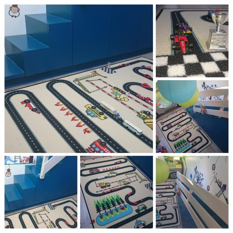 tapis circuit design